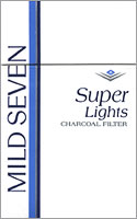 Mild Seven Super Light Cigarettes